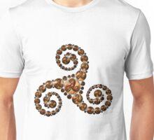 Triskel Balls Metal Unisex T-Shirt