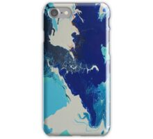Ocean tropical breeze iPhone Case/Skin