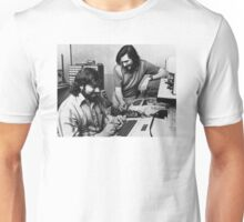 Jobs & Wozniak Unisex T-Shirt
