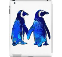 Tux love iPad Case/Skin