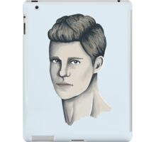 Lincoln Campbell iPad Case/Skin