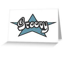 groovy program language Greeting Card