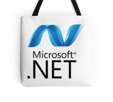 microsoft .net programming language Tote Bag