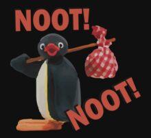 Pingu - NOOT! NOOT! Kids Tee