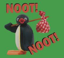 Pingu - NOOT! NOOT! One Piece - Short Sleeve