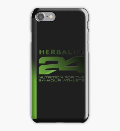 Herbalife24 Business Branded Swag iPhone Case/Skin