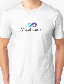microsoft visual studio programming language Unisex T-Shirt