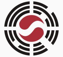 Korean Austrian Multinational Patriot Flag Series One Piece - Long Sleeve