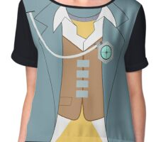 Handsome Jack Edition Chiffon Top