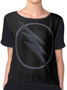 The Flash Zoom Logo T-Shirt(other products included) Chiffon Top