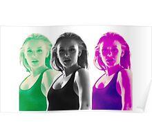 Zara Larsson Lush Life Poster