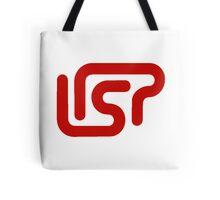 lisp programming language sticker Tote Bag
