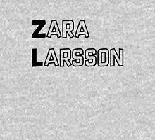 Zara Larsson Merchandise Black Women's Fitted Scoop T-Shirt