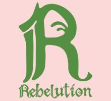 R For Rebelution Kids Tee