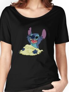 Happy Stitch :) Women's Relaxed Fit T-Shirt