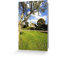 St James Church, Tytherington, Wiltshire, UK Greeting Card
