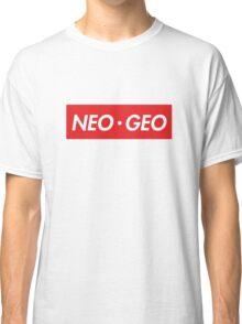 "Neo Geo ""sup"" Style Classic T-Shirt"