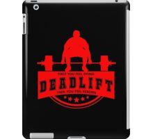 DEADLIFT... iPad Case/Skin