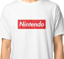 "Nintendo ""sup"" style Classic T-Shirt"