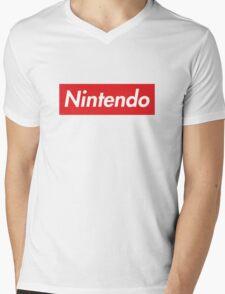 """Nintendo """"sup"""" style Mens V-Neck T-Shirt"""