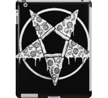 DIAL 666 FOR PIZZA  iPad Case/Skin