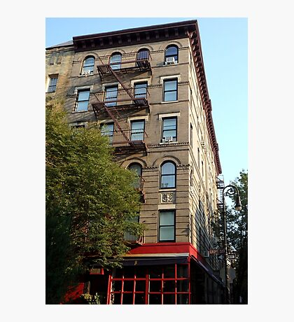 Friends Apartment Building New York NYC Photographic Print