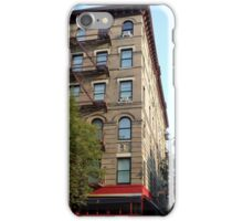 Friends Apartment Building New York NYC iPhone Case/Skin