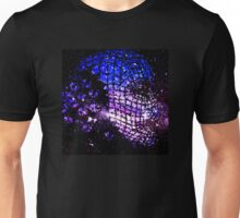 Future Face in Space Unisex T-Shirt
