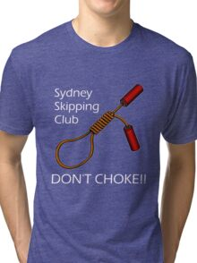 Sydney Skipping Club Tri-blend T-Shirt