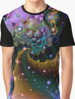 Galactic Journey  Graphic T-Shirt