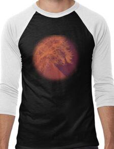 Sunset on the Plains Men's Baseball ¾ T-Shirt