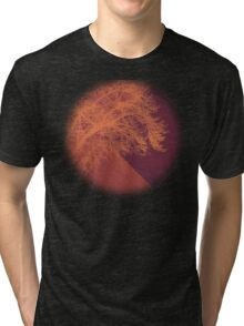 Sunset on the Plains Tri-blend T-Shirt