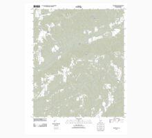 USGS TOPO Map Alabama AL Reform SW 20110915 TM One Piece - Short Sleeve