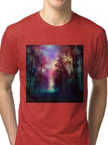 Magical Forest Tri-blend T-Shirt