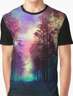 Magical Forest Graphic T-Shirt
