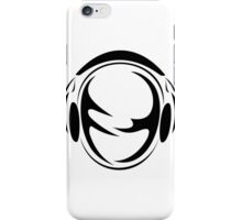alien like music iPhone Case/Skin