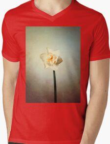 Spring flower Mens V-Neck T-Shirt