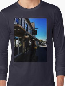 Looking at the lanturns in Annville PA Long Sleeve T-Shirt