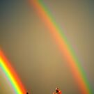 Double Rainbow by Stephen Frost