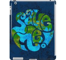 Save Me! iPad Case/Skin