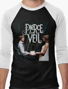 Pierce The Veil 2 Men's Baseball ¾ T-Shirt
