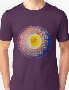 Sunset - risku Unisex T-Shirt