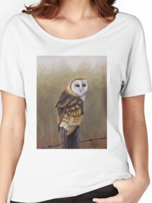 His Majesty sits Women's Relaxed Fit T-Shirt
