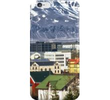 Old Reykjavik iPhone Case/Skin