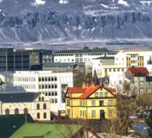 Old Reykjavik Sticker