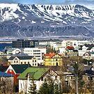 Old Reykjavik by Caleb Ward