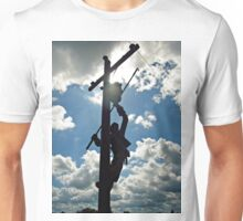 Rusty the Lineman Unisex T-Shirt
