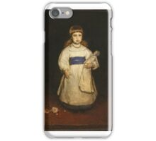 Frank Duveneck (American, ). Mary Cabot Wheelwright,  iPhone Case/Skin