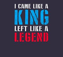 Zlatan left from PSG like a Legend Unisex T-Shirt