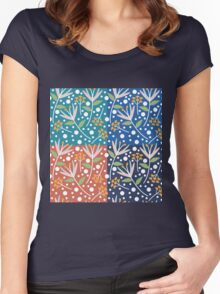 Buds of may  Women's Fitted Scoop T-Shirt